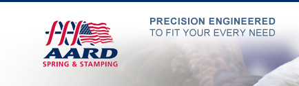 AARD Spring & Stamping | Precision Engineered to Fit Your Every Need